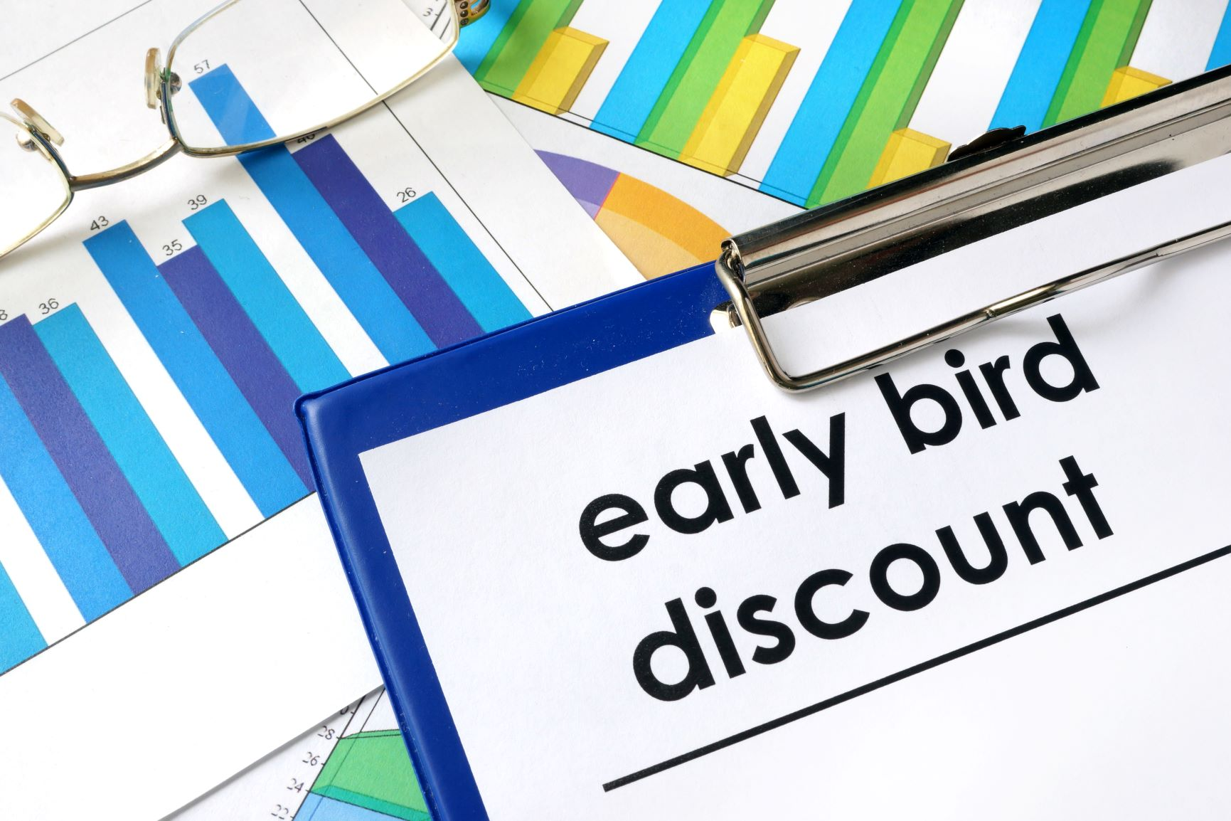 EarlyBirdDiscount