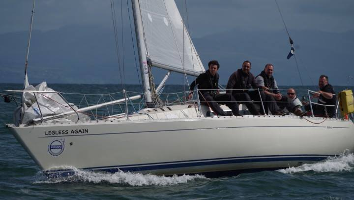 Legless again at Keelboat Week