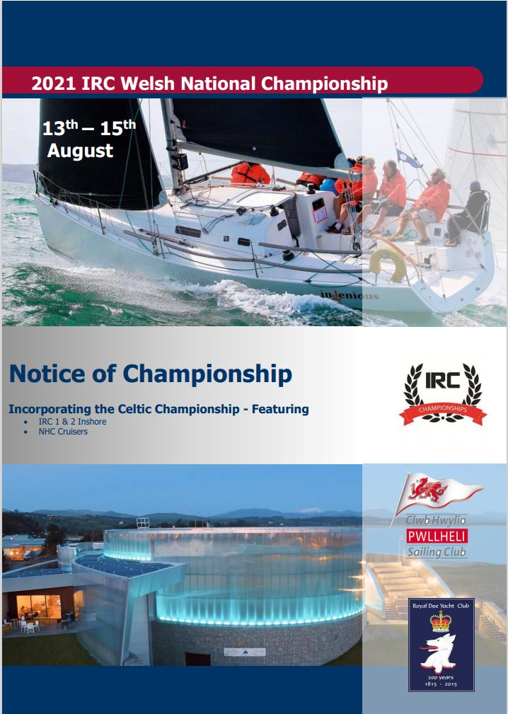 IRC Welsh Champs NoR