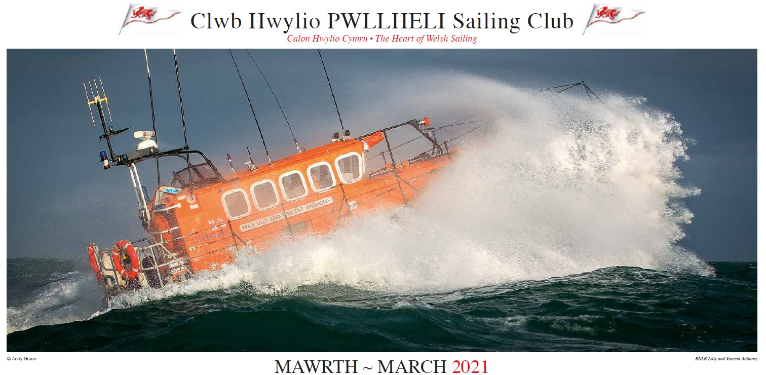 RNLI Calendar Image for March 2021