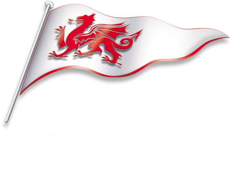 pwllheli logo low res flag large boarder